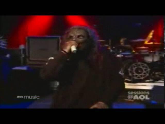 Slipknot - AOL Sessions (2004) (Full Concert)