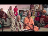 Initiation at Govardhan. Mahatma Prabhu. 10 offenses. 20016-11-08