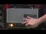 Carls Custom Amps BRITISH CUSTOM 7 high gain, low wattage guitar amp head
