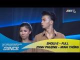 Mơ - Minh Phượng Minh Thông Đương đại - Show 6 - Thử Thách Cùng Bước Nhảy 2016