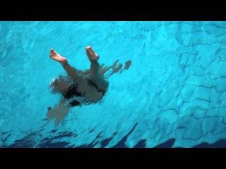 Фигура синхронного плавания Блоссом