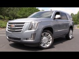 2016 Cadillac Escalade Platinum - Тест Драйв
