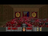 The Doom 2 (Ultra-Violence) HolyHell MAP05.