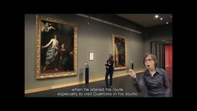 """Oprowadzanie kuratorskie po wystawie """"Guercino Triumf baroku"""
