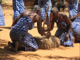 African Tanzania Wagogo Ritual Music