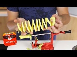 Нож чистилка для фруктов с Aliexpress