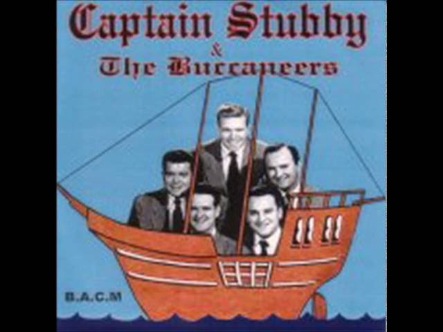 Stubby The Buccaneers - Come Wet Your Mustache With Me 1949