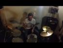 Вованя - барабанщик-виртуоз