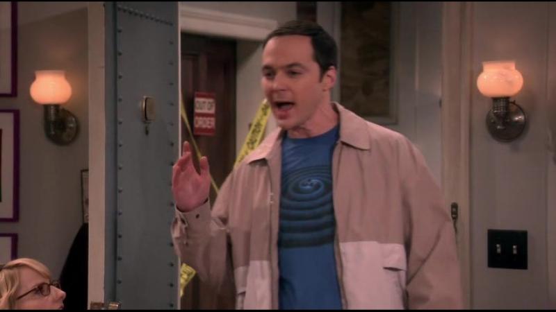 The big bang theory 9х23 Шелдон извиняется