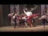Укранський гопак як бойове мистецтво _ Hopak _ Украинский танец гопак_ техника