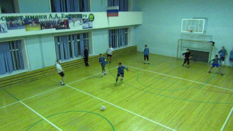ИрГАУ 5 vs ФК Иркутск гол Лёша Евдокимов