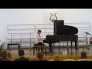 Шопен. Вальс  Opus 64. No. 1