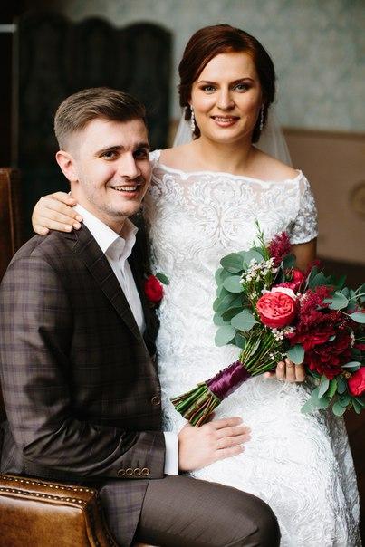 Букет невесты Маши. Декор и флористика: Friday Flowers; Фотограф: Инна Зайцева (innazaytseva.com)