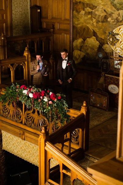 Свадьба Маши и Димы. Декор и флористика: Friday Flowers; Фотограф: Инна Зайцева (innazaytseva.com)