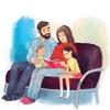 Библиотека семейного чтения №4 г.Братск
