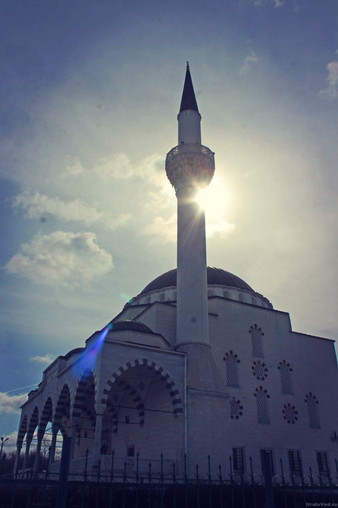Мечеть Верхней Пышмы
