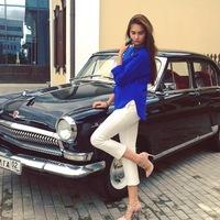 Анкета Марина Артамонова