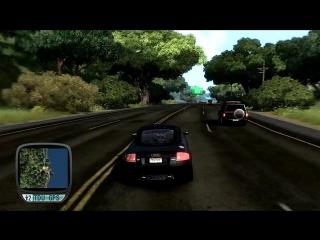 Test Drive Unlimited - гонка из прошлого (2007г.)