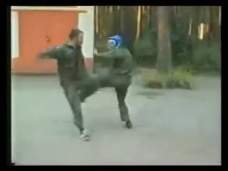 Рукопашка спец курс уличной драки.flv