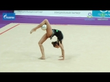 Aleksandra Soldatova - Ball, GP Moscow 2016 Final