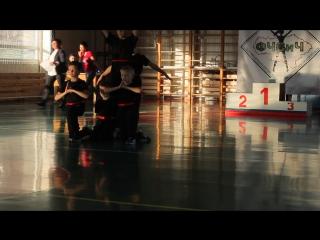 Life in dance-самураи