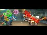 Boss Mutant Fighting Cup 2 (Asia Cup 10) Adamantium Werewolf VS Hyper Radar (Dog Part 50)