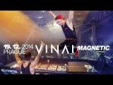 #MAGNETIC60 - VINAI (Dec 19th 2014, Prague)