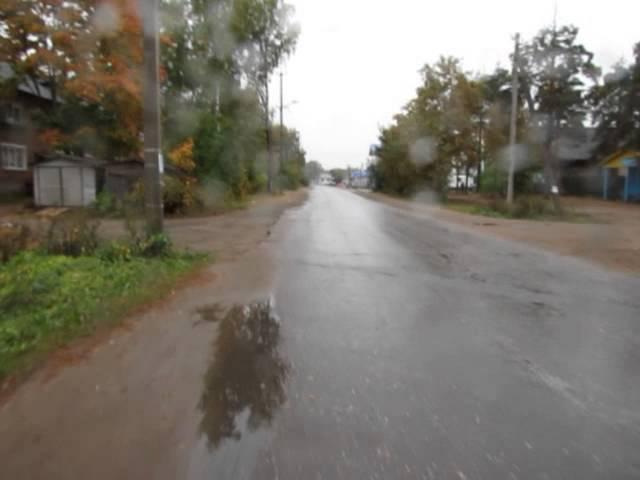 Life in Russian Province.Жизнь в русской провинции.