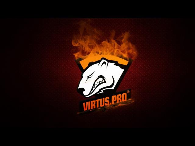 Virtus.pro vs Miracle Ketrawars.ru Смотреть до конца !