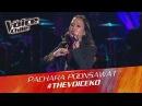 Шоу Голос Чили Пачара Поонсават с песней Поцелуй розы The Voice Chile 2016 Pachara Poonsawat and the song Kiss from a rose оригинал Seal