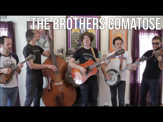 Brothers Comatose Cover