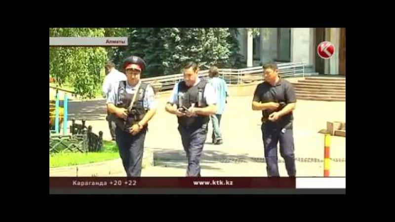 Все террористы перестрелки в Алматы задержанны Ситуация на 19 июля 2016