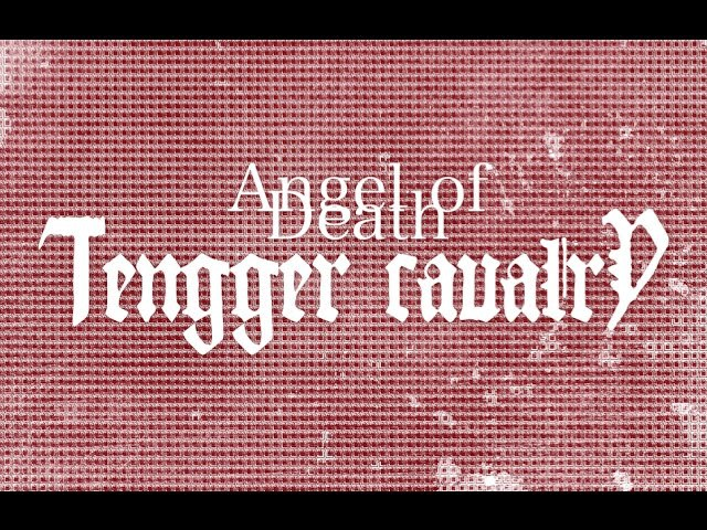 Tengger Cavalry - Angel of Death (Slayer Cover)