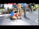 60 KG Lauren Louive (Cumberlands) vs Kayla Miracle (Sunkist Kids)