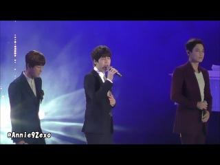 141018 22 Kyuhyun Kangta Shin Hyesung Lee Jihoon 규현 강타 신혜성 이지훈 S 에스 DOLL 인형 @ SMTOWN in Shanghai