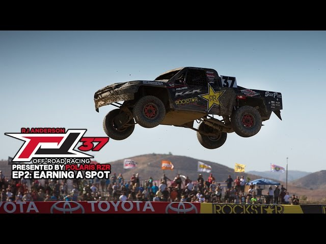 RJ37 Presented by Polaris RZR EP2 Earning A Spot