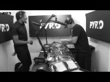 DJ Ironik x MC Bushkin Old Skool UK Garage Special - PyroRadio com - (22072016)