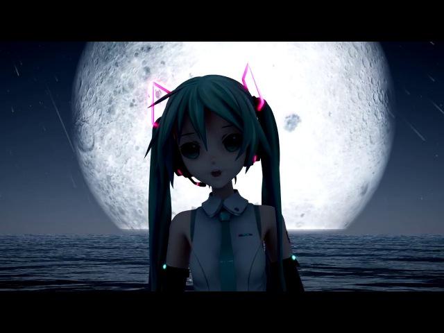 【MMD】- Meteor   Miku Hatsune.