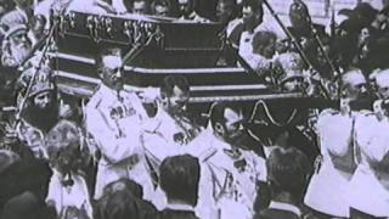 04_Прославление преп. Серафима Саровского в 1903 году.