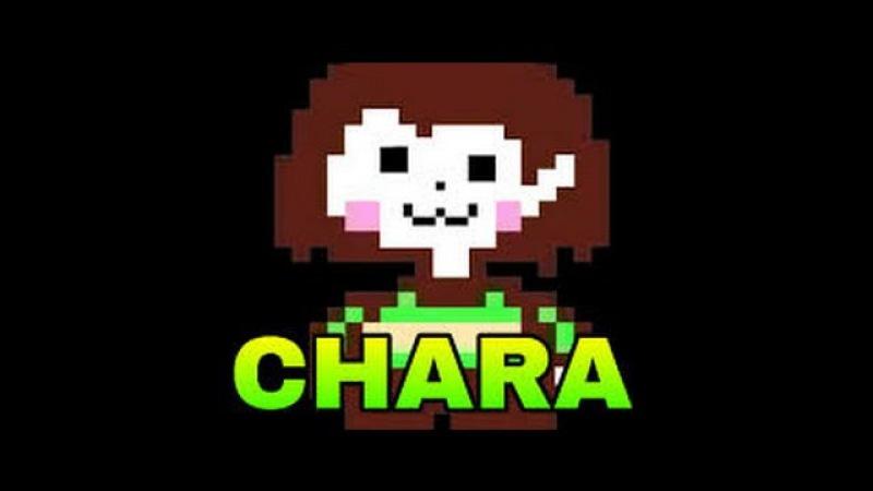 Chara Au Themes. [Megalo Strike Back]