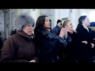 Вилкул вместе с днепрянами спел легендарную «Катюшу»