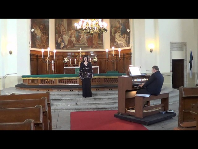 Vladimir Vavilov 1925–1973, «Ave Maria» (misattr. to G. Caccini) - bis