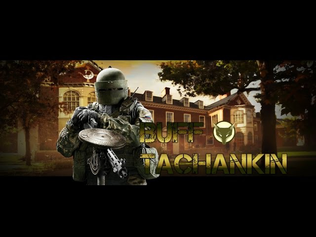 BAFF TACHANKIN - RAINBOW SIX SIEGE
