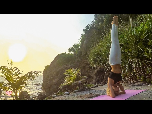 Йога-флоу для среднегопродвинутого уровня ♥ Расширь свою практику. Advanced Intermediate Yoga Flow ♥ Expand Your Practice