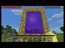 КАК СДЕЛАТЬ ПОРТАЛ В РАЙ БЕЗ МОДОВ В МАЙНКРАФТ ПЕ [ Minecraft Pocket Edition ]