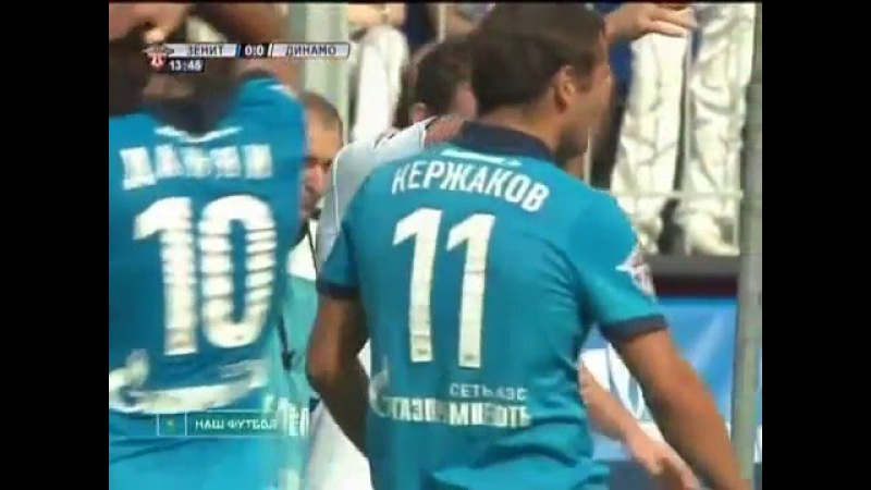 Зенит vs Динамо (М) / 14.08.2010 / Премьер-Лига