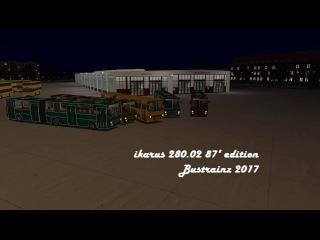 omsi 2 Ikarus 280.02 preview 1 (not offical)
