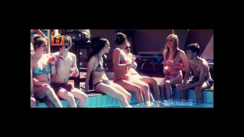 MaliaTV - Primavera Beach Pool Party Malia (Crete Greece)