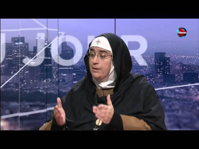 TVL : Mère Agnès-Mariam de la Croix:
