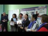 G-TIME CORPORATION 27.09.2016г. Вручение 800 000 тенге партнеру из Алматы